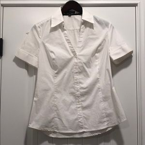 Express studio button-up blouse. Size M